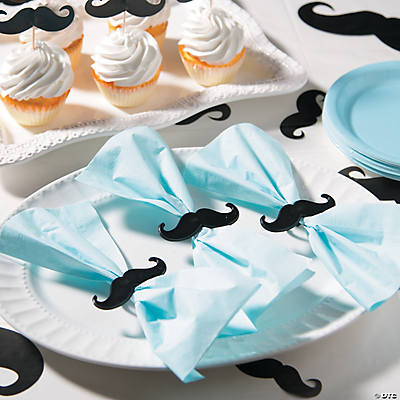 baby shower bow napkins idea give your baby shower decorations a