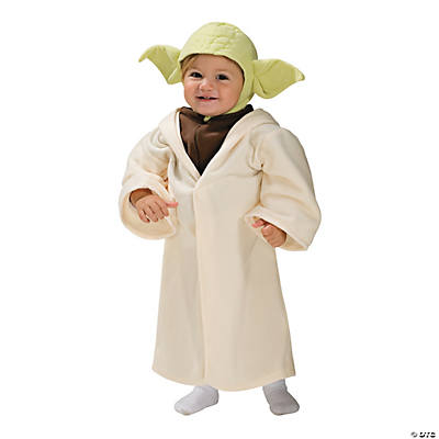 Baby/Toddler Boy's Star Wars™ Yoda Costume