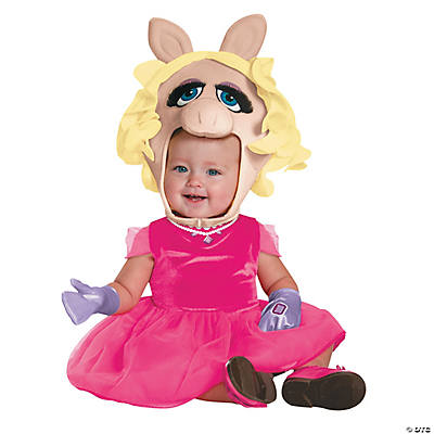 Baby/Toddler Girl's Miss Piggy Costume
