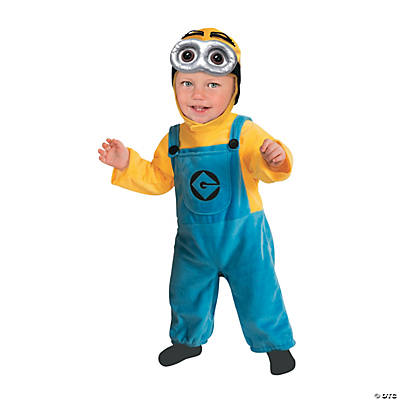 Baby/Toddler Minions™ Dave Costume