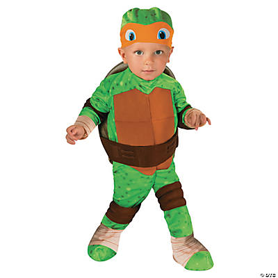 Baby/Toddler Teenage Mutant Ninja Turtles™ Michelangelo Costume