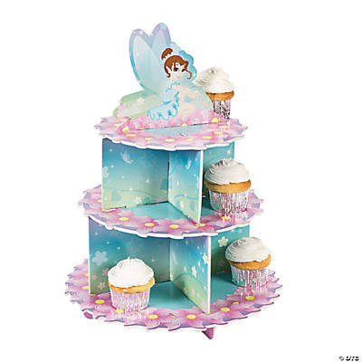 Ballerina Fairies Cupcake Holder