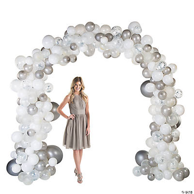 balloon frame arch
