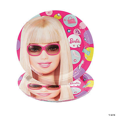Barbie™ All Doll'd Up Dessert Plates