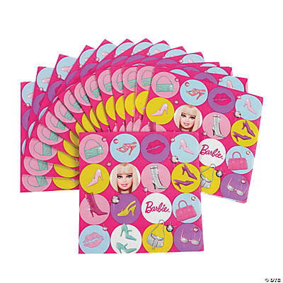 Barbie™ All Doll'd Up Luncheon Napkins