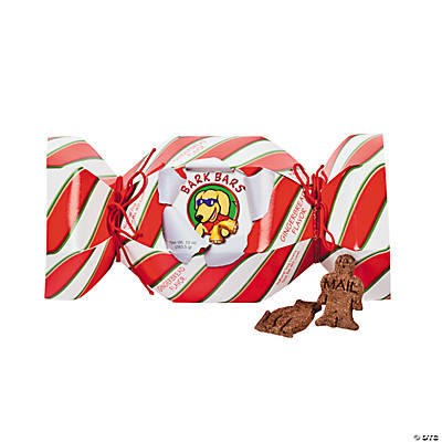Bark Bars® Gingerbread Dog Treats in Candy Style Box
