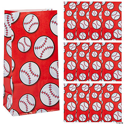 Paper Favor Bags, Paper Treat Bags, Paper Bags with Handles