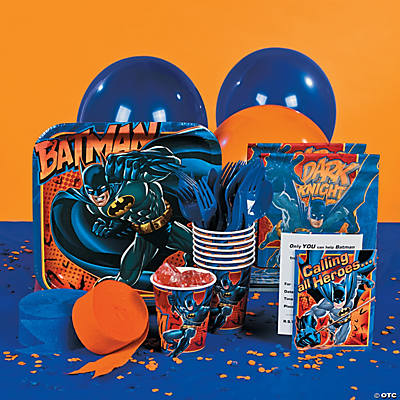 Batman™ Heroes Basic Party Pack