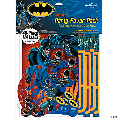 Batman™ Heroes Filled Favor Pack