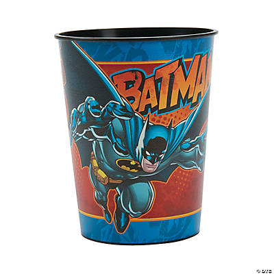 Batman Heroes Party Cups