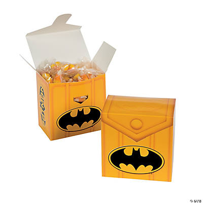 Batman™ Heroes Treat Boxes