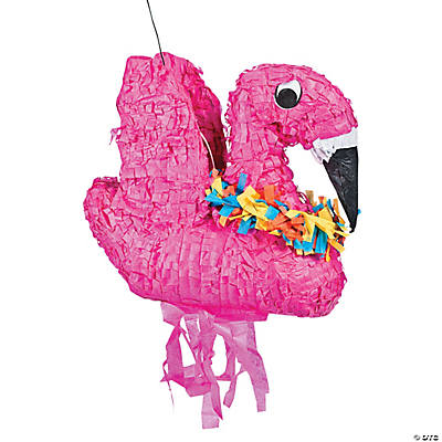 Beach Flamingo Piñata