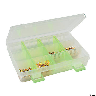 Beadalon® Storage Box with Removable Dividers