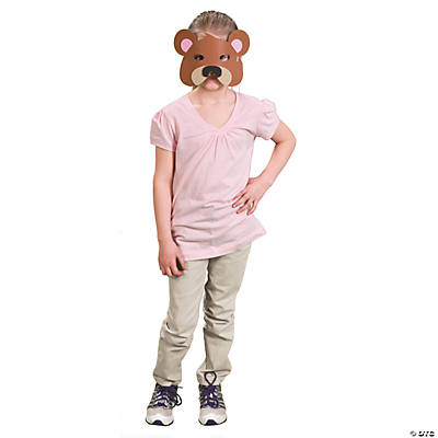Bear Masks Craft Kit