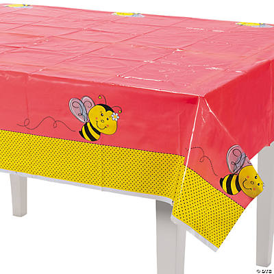 Bee Party Tablecloth