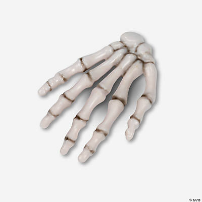 Bendable Skeleton Hands