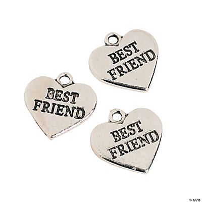 """Best Friend"" Charms"
