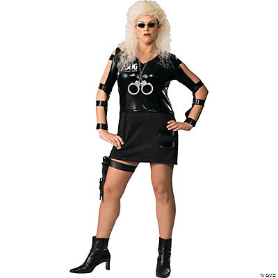 Beth The Bounty Hunter Adult Women's Costume