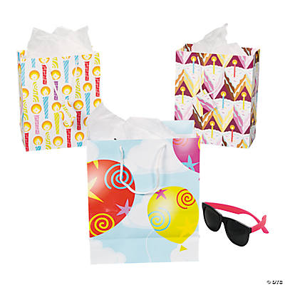 Birthday Medium Gift Bags