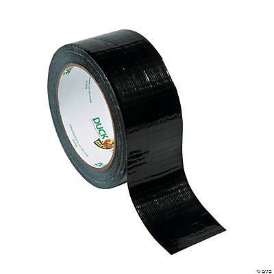 Black Duck Tape 174 Duct Tape