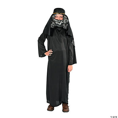 Black Nativity Gown Child Costume