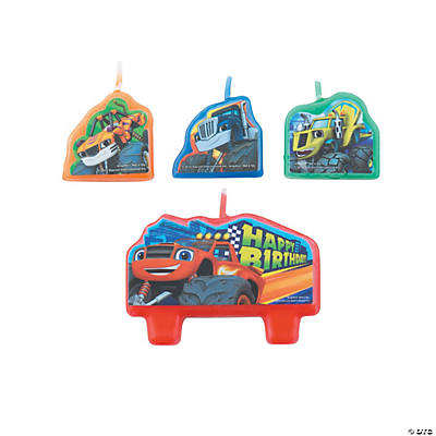 Blaze and the Monster Machines™ Birthday Candle Set