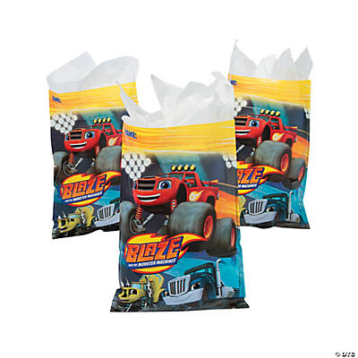 Blaze and the Monster Machines™ Treat Bags