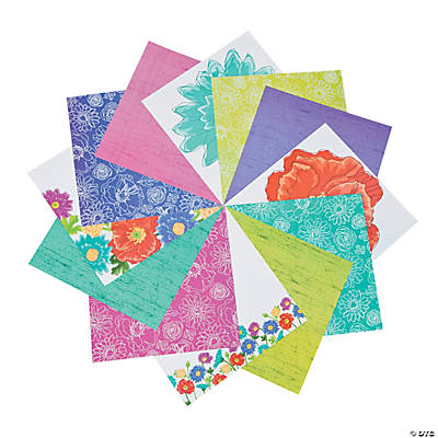 Blossom Paper Pack