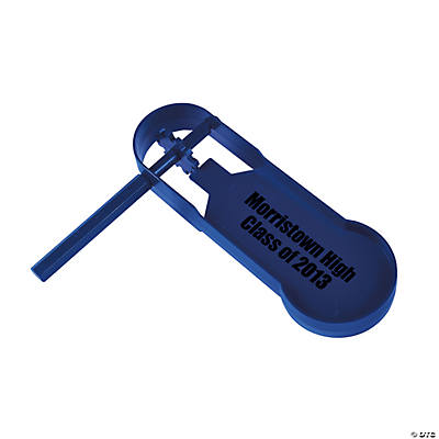 BLUE GIANT PLASTIC NOISEMAKER