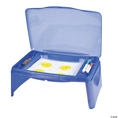 Blue Lap Desk