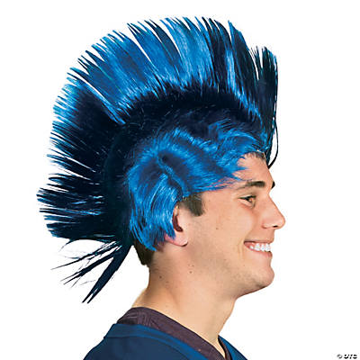 Blue Team Spirit Mohawk