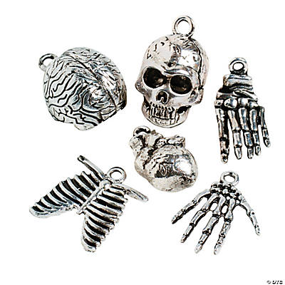 Body Parts Charms