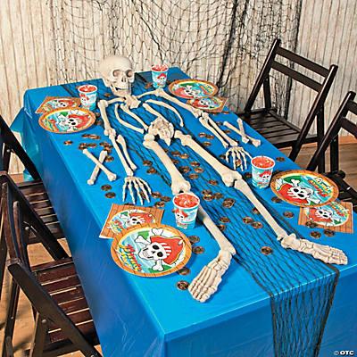 Bones table centerpiece idea for Decoration table orientale