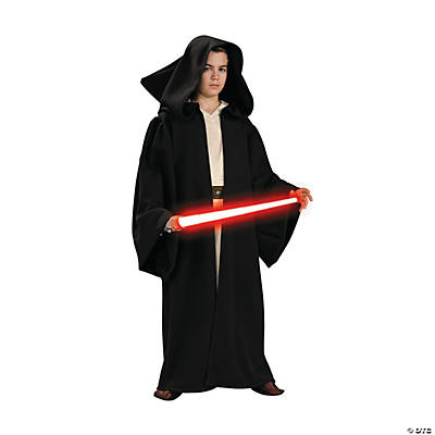 Boy's Deluxe Star Wars™ Hooded Sith Robe Costume
