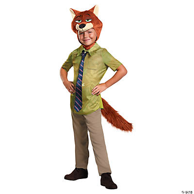 Boy's Zootopia™ Nick Wilde Costume
