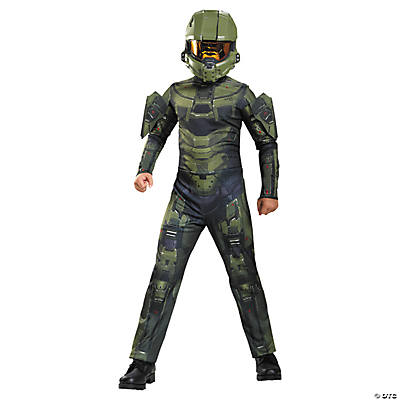 Boy's Classic Master Chief Costume
