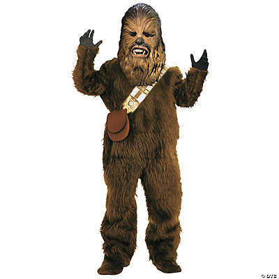 Boy's Deluxe Star Wars™ Chewbacca Costume