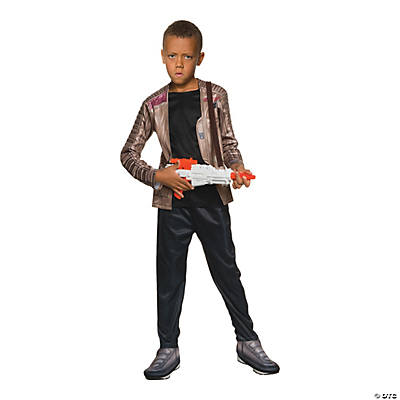 Boy's Deluxe Star Wars Finn Costume