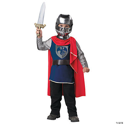 Boy's Gallant Knight Costume - Small