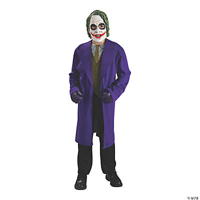 Boy's Joker Costume