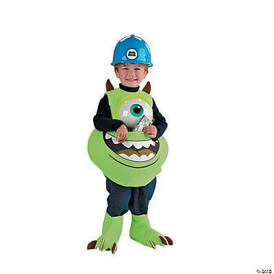 Boy's Monsters Inc. Mike Candy Catcher Costume