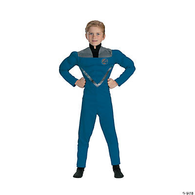 Boy's Muscle Mr. Fantastic Costume