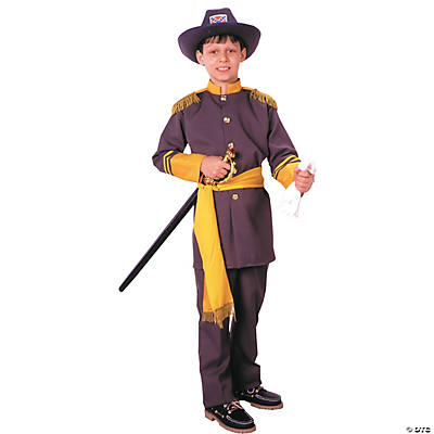 Boy's Robert E. Lee Costume - Large