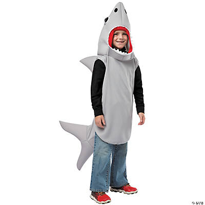 Boy's Sand Shark Costume - Medium