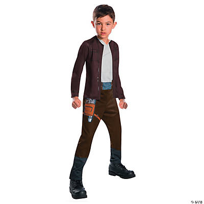 Boy's Star Wars™ Episode VIII: The Last Jedi Poe Dameron Costume - Medium
