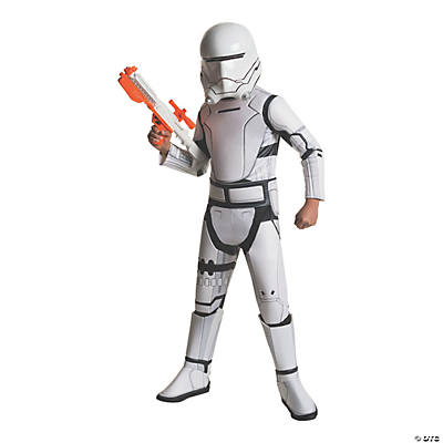 Boy's Super Deluxe Star Wars Flametrooper Costume
