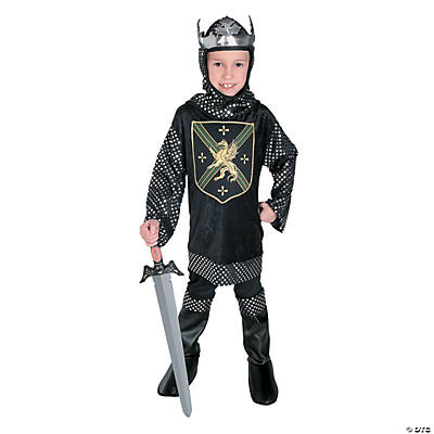 Boy's Warrior King Costume - Small