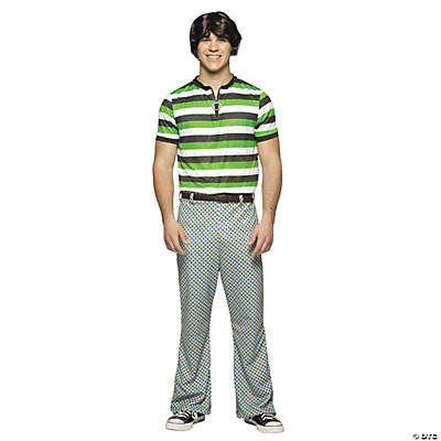 Brady Bunch Bobby Adult Men's Costume