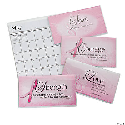Breast Cancer Awareness 2014-2015 Pocket Planners