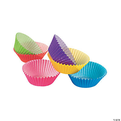 Bright Baking Cups